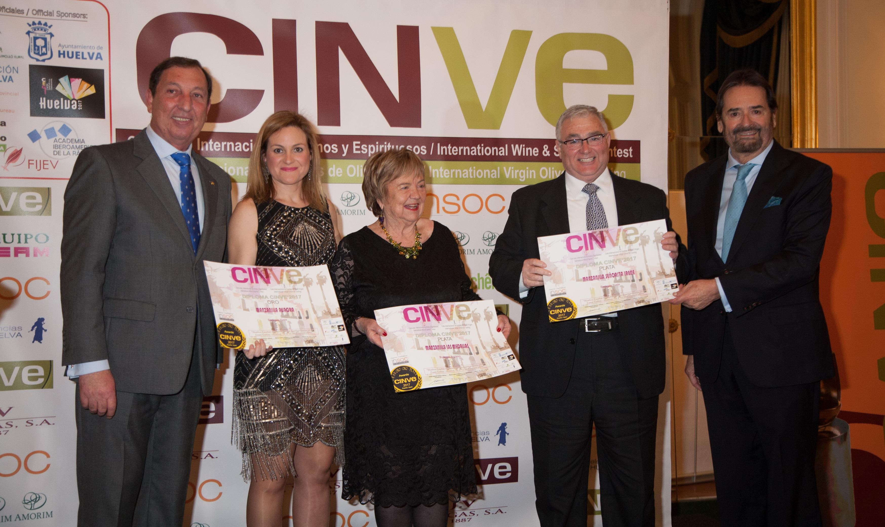 Nuevos premios para los vinos de Francisco Yuste