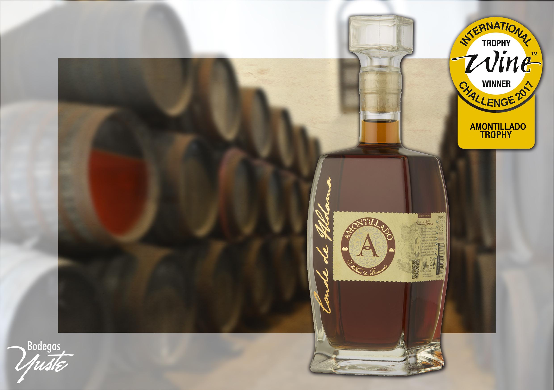 Francisco Yuste y los mejores vinos del Marco de Jerez