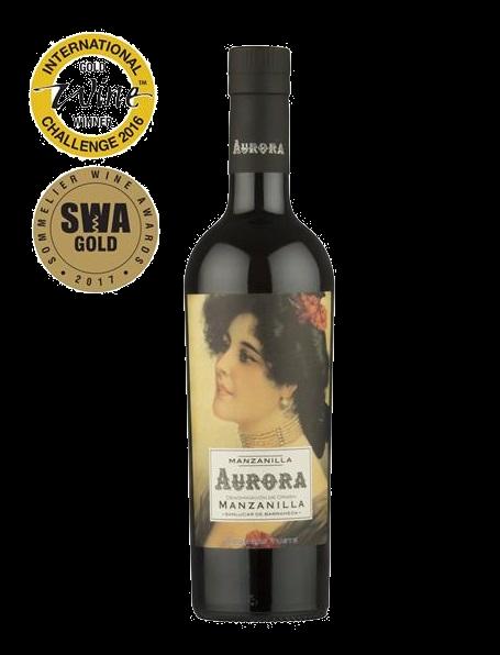 AURORA Manzanilla Premios